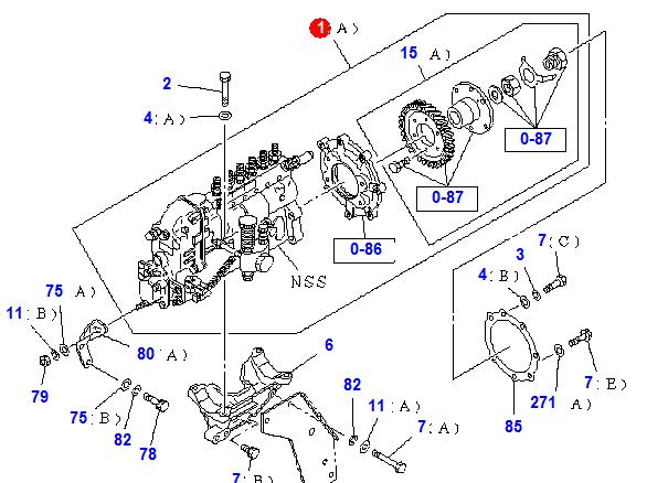 4bg1 isuzu diesel engine parts zexel fuel injection pump for rh alibaba com