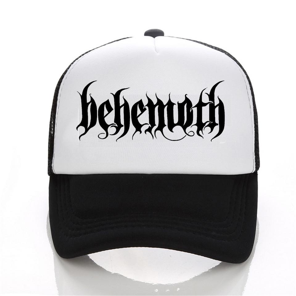 New Hip Hop DEATH HEAVY METAL PUNK Band Behemoth Eagle Cap Men ... d12ba9a503c