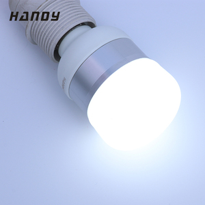 energy saving cheap price aluminum body e27 6w led bulb lamp for home using