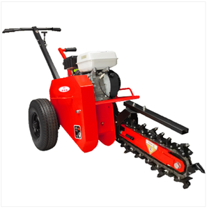 China Supplier Farm trencher ditcher/small width trenching machine for sales