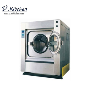 15.0kw 150kg capacity commercial heavy duty full automatic industrial washing equipment laundry machine