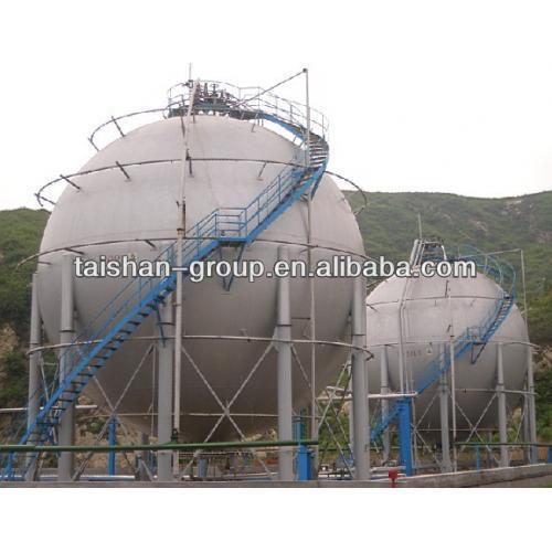 Sphere Tank Asme Sa 537