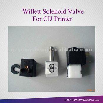 Solenoid Valve 521-0001-173/521-0001-174/521-0001-175 For Willett ...