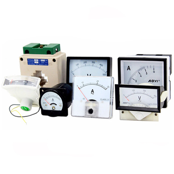 Analog Volt Amp Watt Panel Meter,Current Meter,Ampere Meter - Buy Dc Amp  Volt Meter,Panel Meter,Volt Amp Watt Meter Product on Alibaba com