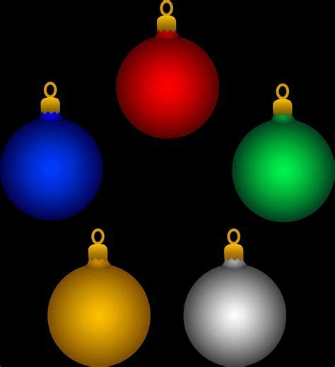 cheap large red and gold glass Christmas tree bulb ornaments
