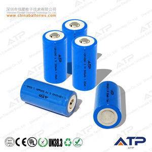 Wholesale Alibaba 16430 Li ion Battery / 16340 3.7v Rechargeable Battery for Shaver