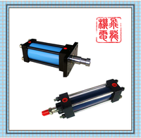 HOB stronger power best cost performance micro hydraulic cylinder with rod plate