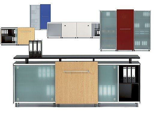Series 700. Sideboards and cupboards