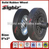 China leading factory nylon grinding rubber training wheels