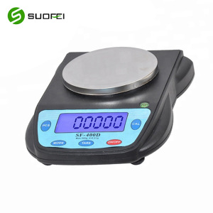 1000g Digital pocket Electronic Balance Weight Portion Bench Scale 1kg SF-400D