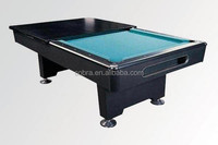 KBL-B908 2 in 1 Billiard snooker pool table heavy duty 7ft green vinyl cover