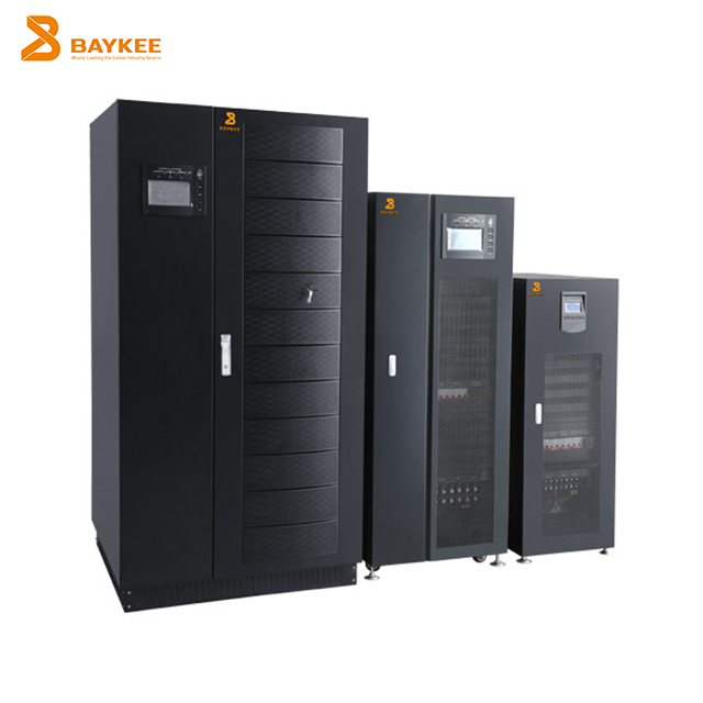 Low Frequency Industrial Uninterruptible Power Supply 40KVA 60KVA UPS