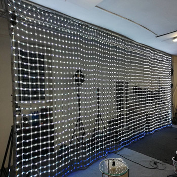 Pixel Pitch 40mm,50mm Soft Outdoor Led Mesh Pixel Screen - Buy Outdoor Led  Mesh Pixel Screen,Led Mesh Screen,Soft Xxx Led Mesh Screen Product on