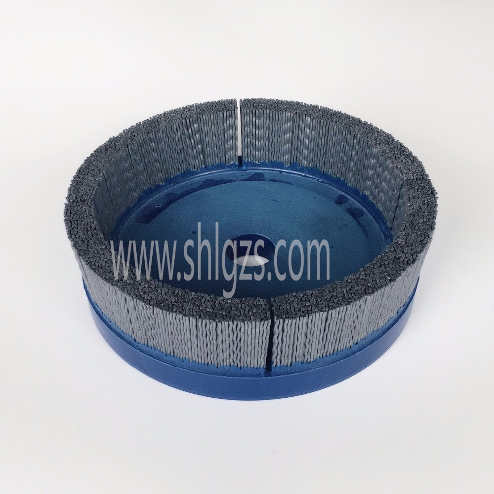 L Abrasive Nylon Disc