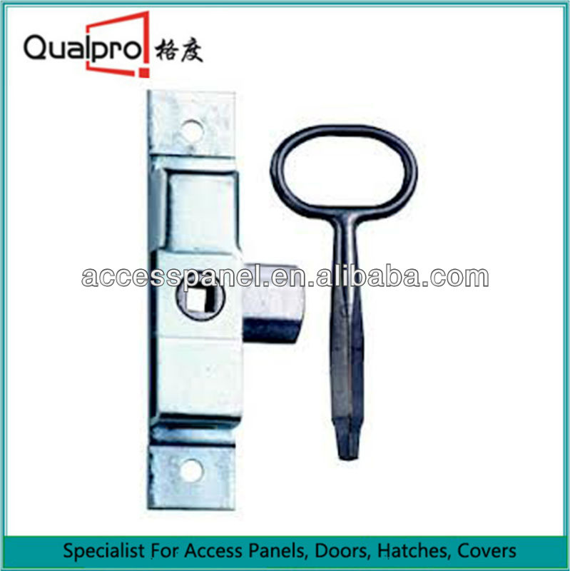 Industrial Budget Lock with Tool Key OP7904
