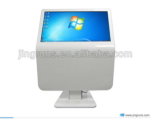 Promotional shopping mall advertising 43 inch android 5.1.1 touch screen kiosk with wifi, Bluetooth