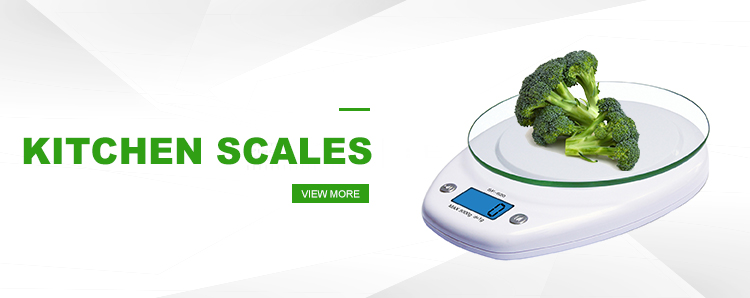SF-460 High Quality Stainless Steel  Waterproof Digital Kitchen Scale 500g