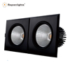 CE approved double head citizen led ar111 led downlight 20w