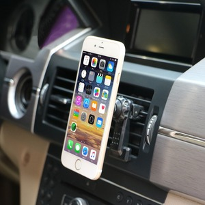 Air Vent Car Phone Mount 360 Rotating Magnet Car Holder Mount Cell Phone Holder Quick Installation GPS Navigation for Xiaomi 4 3