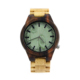 2018 Singapore Wood Japanese Movement Wrist Watches Lades Watches