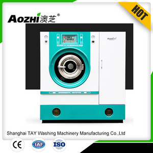 D60 oil dry cleaning machine dry washing extracting 6kg to 50kg hydrocarbon dry cleaning machine
