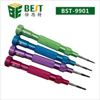 best 9901 repair tool versatile precision screwdriver set kit for mobile phone notebook laptop. Black Bedroom Furniture Sets. Home Design Ideas