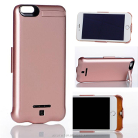 New arrival external battery case for iphone 7 7 plus