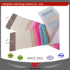 Top selling waterfall cardboard hanger for fabric samples