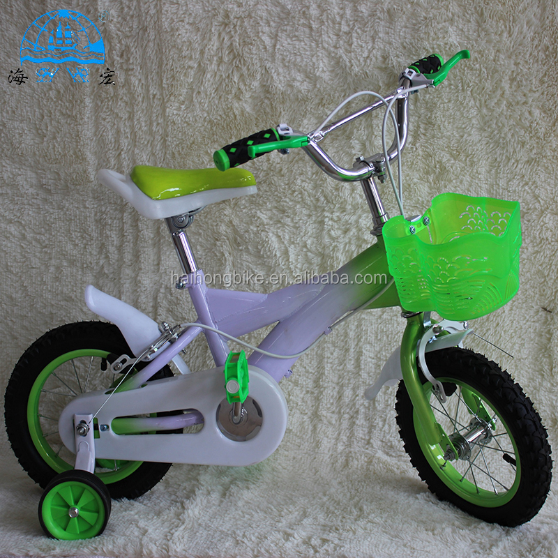 new design children bicycle 12inch for 4-10 year old kids/ hebei china cheap bike from factory
