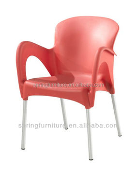 wholesale elegant cafe tables and chairs plastic beach chair ct
