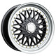 15 17 18 front rear japan emr alloy wheels rims with deep dish