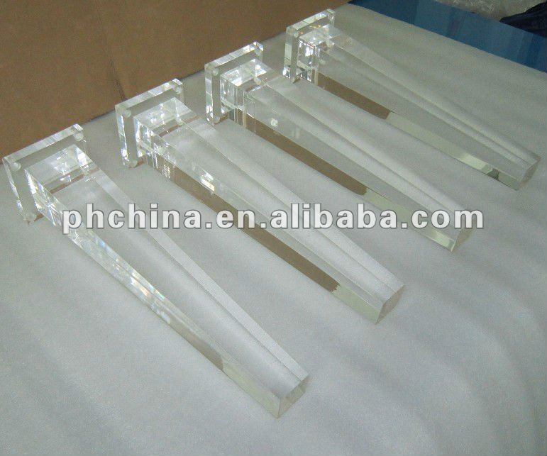 lucite table legs lucite table legs suppliers and manufacturers at alibabacom acrylic legs for furniture
