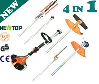 High quality multi-purpose garden tools 4 in 1 brush cutter