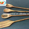 innovative 4 pcs Olive wood FDA LFGB FSC kitchen cooking tools
