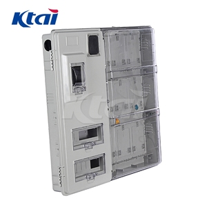 Outdoor electric circuit distribution panel board