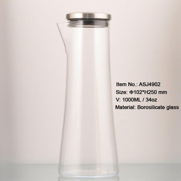 Rode Keuken Machine : Machine geperst glas water asj4902_ drinkware set- fles kan met zwarte