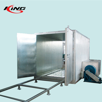 PCO-36002 Drying/Curing oven for powder coating