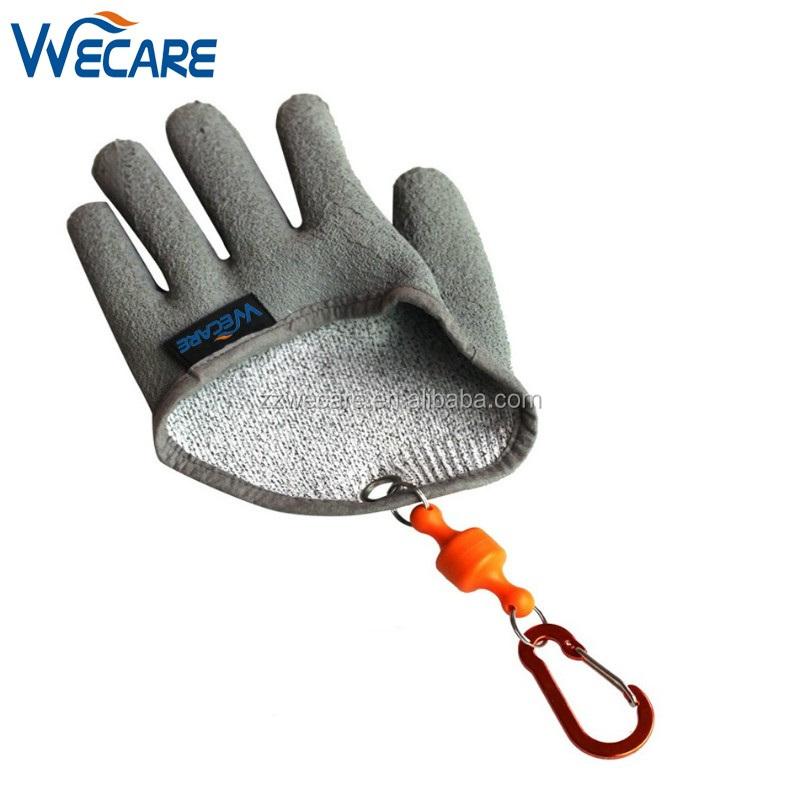 Cut Level 5 устойчивые к проколу спортивные перчатки для подводной охоты латексные перчатки для рыбалки с покрытием ладони <span style=