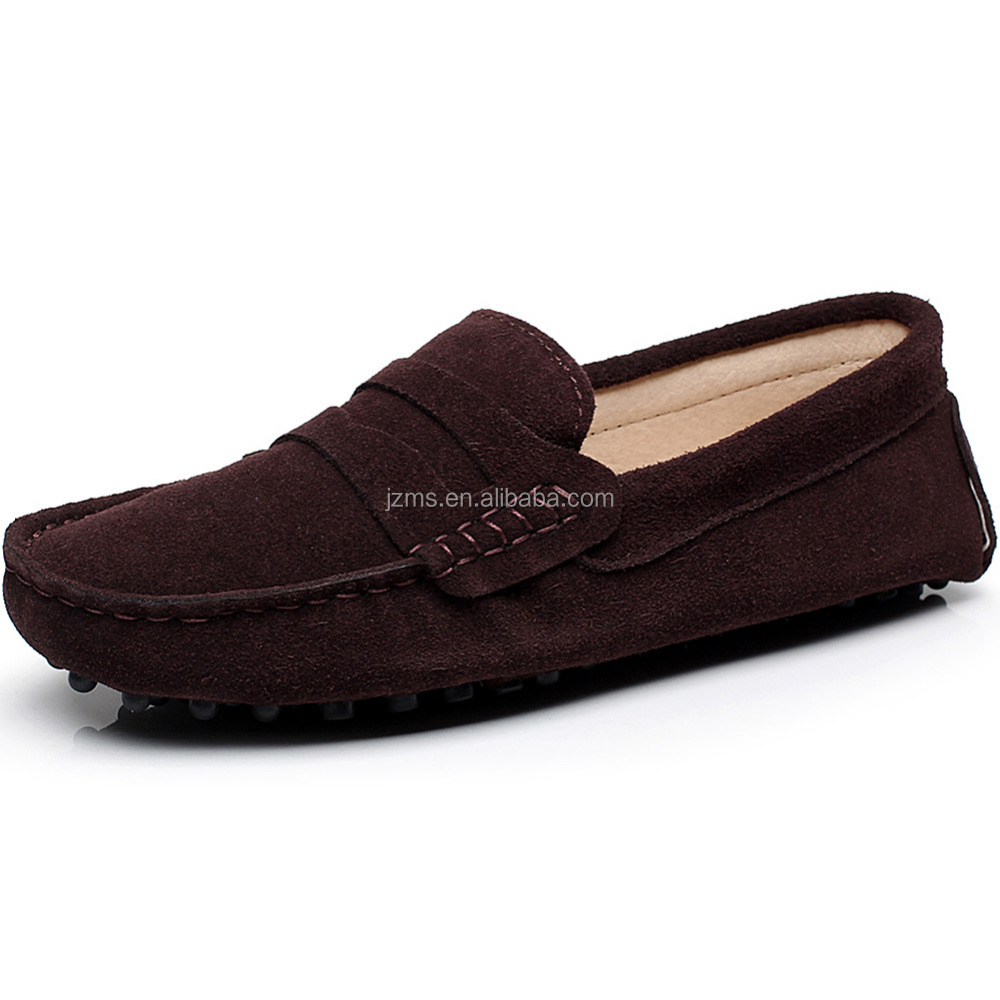 Men's Casual Slip On Suede Loafers More Colors Available