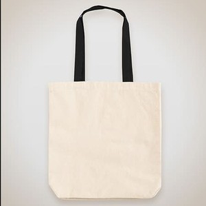 cheap women men unisex shopping tote bag eco natural canvas cotton bags with custom printed logo
