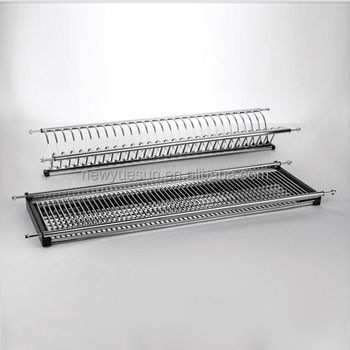 Kitchen Cabinet Wall Mounted Stainless Steel Drying Dish Racks For India Buy Dish Drying Rack Stainless Steel Dish Rack Stainless Steel Stainless