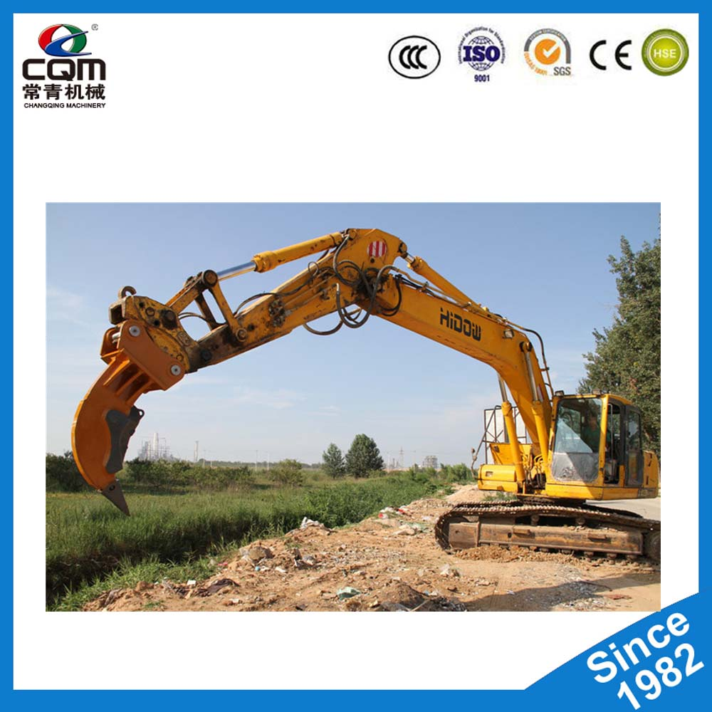 High frequency excavator vibro ripper for sale