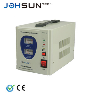 220VA FULL AC SERVO MOTOR TYPY MVR-2000VA Voltage Stabilizer
