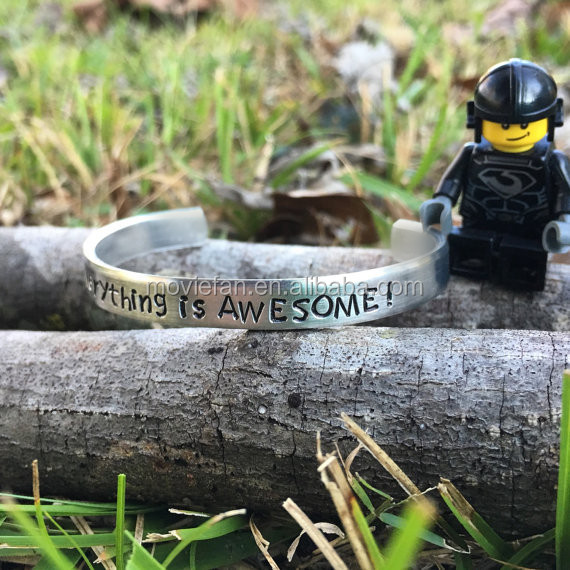 Everything is AWESOME bracelet