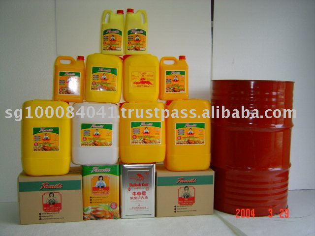 Malaysia Cooking Oil
