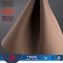 small grains and deep veining faux leather pvc leather for soft bag hard package bed leather sofa fabric