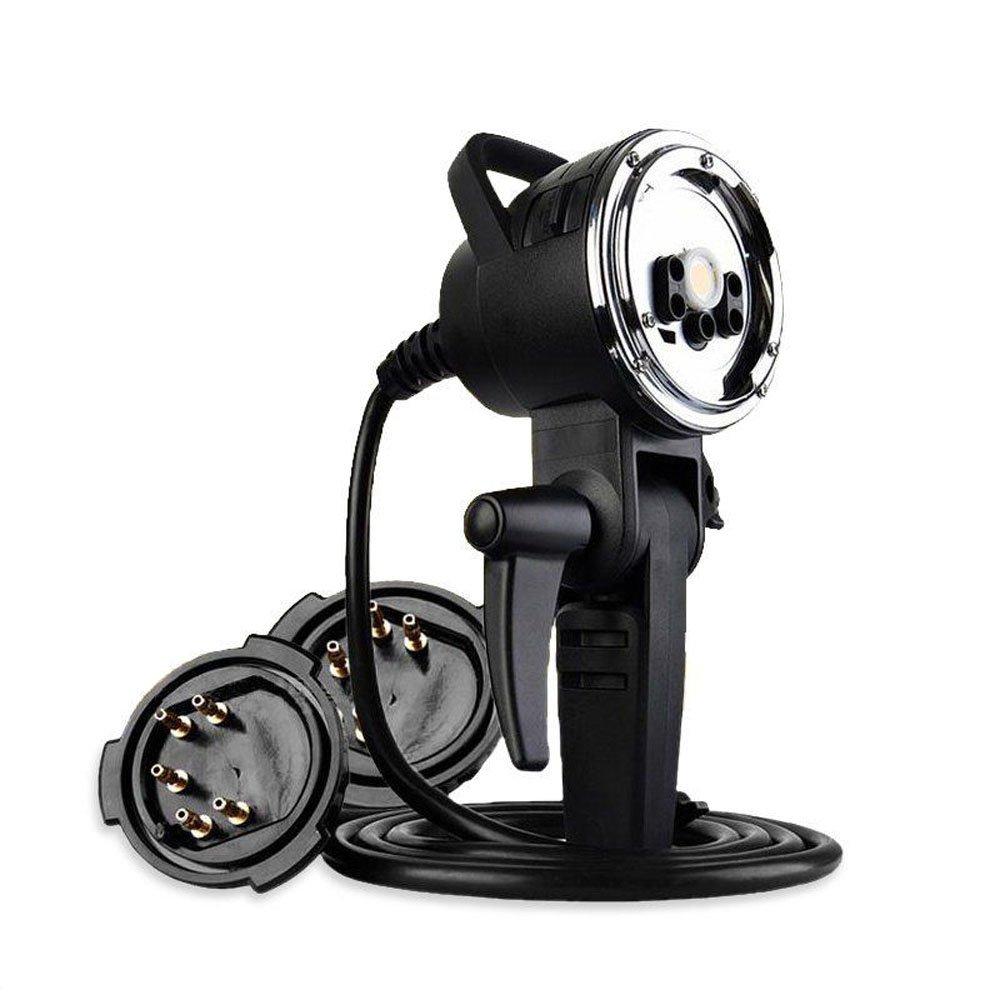 Yunchenghe Godox AD-H1200 1200W Godox Mount Portable Off-Camera Light Lamp Flash Head for Godox Mount Flashes AD600 AD600M