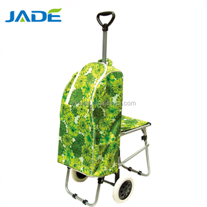 2016 Best-selling replacement shopping trolley wheels High quality shopping cart with a seat