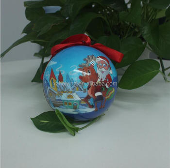 Factory Balls Christmas.Factory Wholesale Customize Pattern Giant Plastic Ornament Decoration Christmas Ball Buy Christmas Ball Factory Wholesale Christmas Ball Christmas