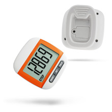 Digital LCD Belt Clip Pedometer with Walking Steps / Calorie / Distance Counter